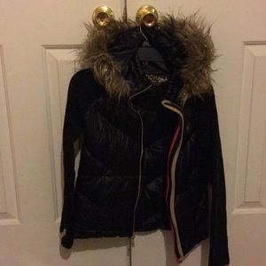 Michael Kors Big Girls Down fill jacket